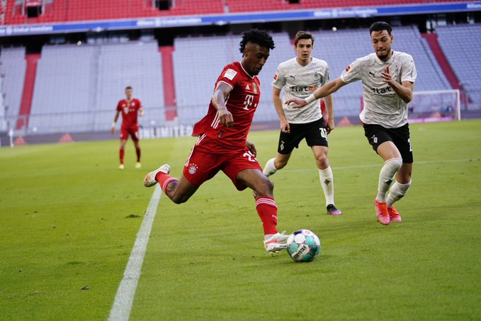 بايرن ميونيخ بطلًا لـ الدوري الألماني