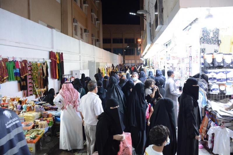 إغلاق سوق شعبي شهير بمكة لمخالفته الإجراءات الاحترازية - المواطن