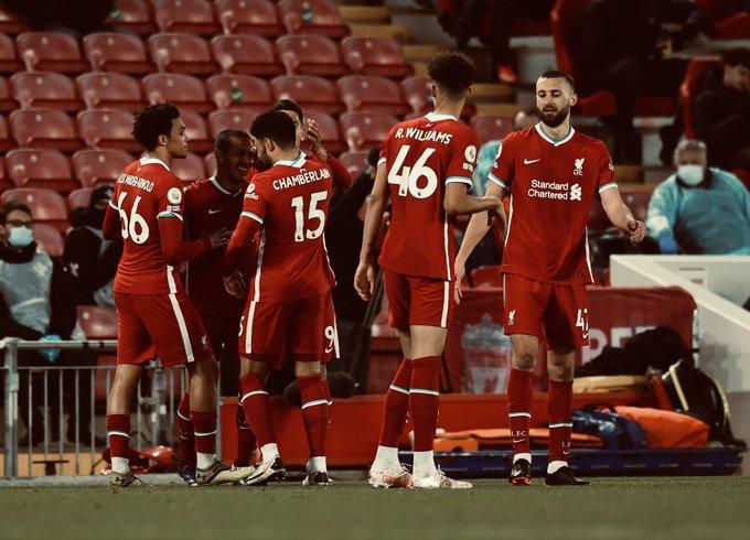 ليفربول يُجدد آماله للتأهل لـ دوري أبطال أوروبا