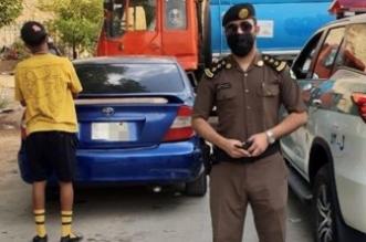 ضبط قائد المركبة المتسبب في حادث التصادم بالرياض - المواطن
