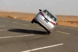 ضبط سائق قاد مركبته على إطارين وبدون لوحات في تبوك - المواطن