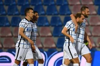 إنتر ميلان في الدوري الإيطالي