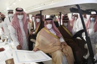 أمير الرياض يرعى حفل ختام أعمال ملتقى خط الوحيين الشريفين - المواطن