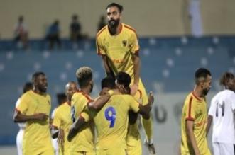 فريق الحزم بطلًا لـ دوري محمد بن سلمان