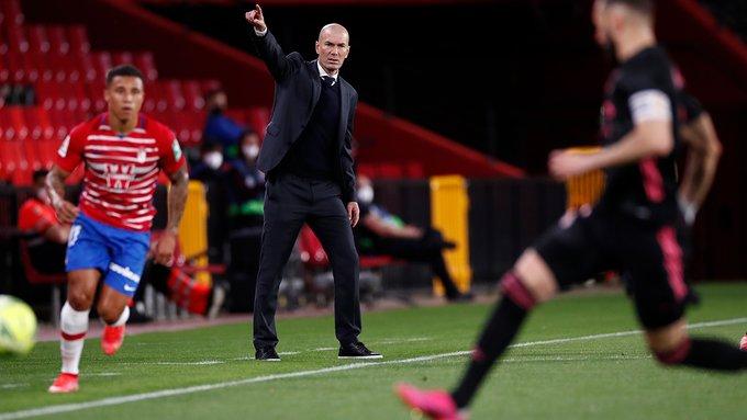 قرار مفاجئ من زيدان بعد ترك ريال مدريد
