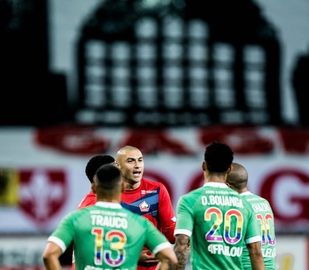 حسم الدوري الفرنسي بين ليل وباريس يؤجل للجولة الأخيرة
