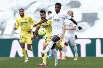 ريال مدريد - مباراة Real Madrid vs Villarreal - ريال مدريد