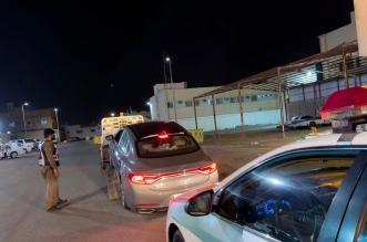ضبط قائد مركبة قاد مركبته بسرعة 240 كم في ينبع - المواطن