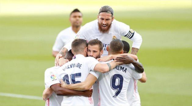 آخر تطورات إصابة ثنائي ريال مدريد