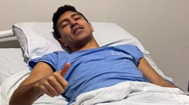 نجاح العملية الجراحية لـ نجم القادسية
