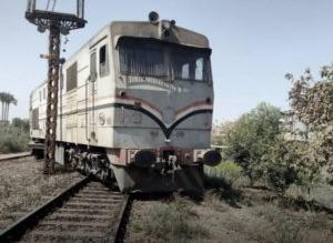 خروج قطار عن القضبان في مصر - المواطن