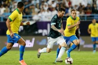 كوبا أمريكا - البرازيل والأرجنتين