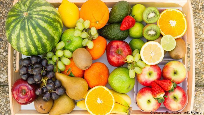 5 حصص من الفواكه والخضراوات عليك تناولها يوميًا