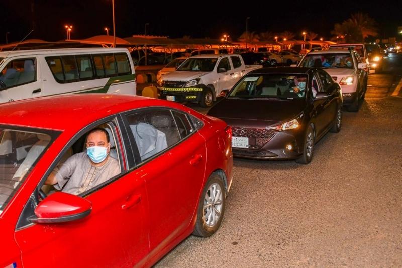 المنافذ البرية والجوية والبحرية في تبوك تبدأ باستقبال المسافرين - المواطن