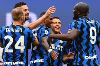 فريق إنتر ميلان - ترتيب الدوري الإيطالي