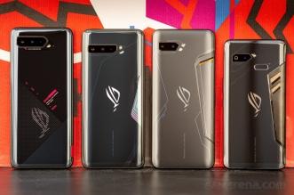 آسوس تطرح هاتف ROG من بين الأفضل في الأسواق الجديدة