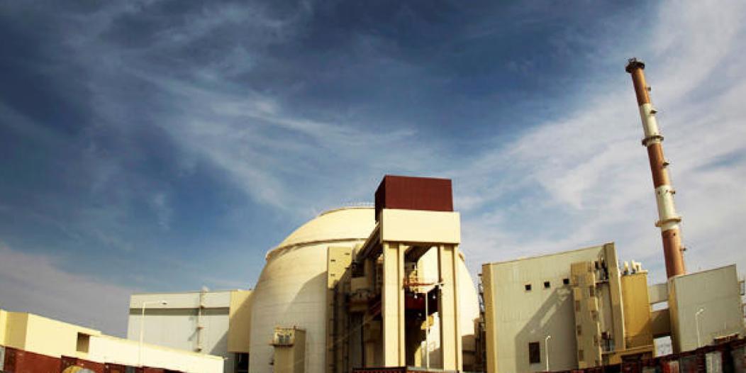 إغلاق محطة بوشهر للطاقة النووية في إيران