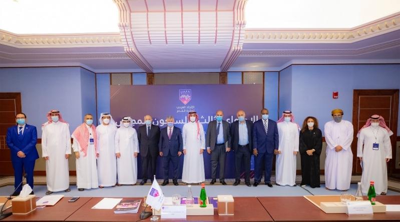 اجتماع الاتحاد العربي