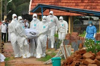 اكتشاف تفشي أحد أخطر الفيروسات في الهند