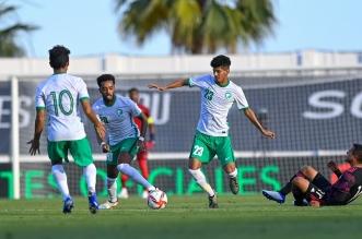 التعادل يحسم ودية السعودية ضد المكسيك - المواطن
