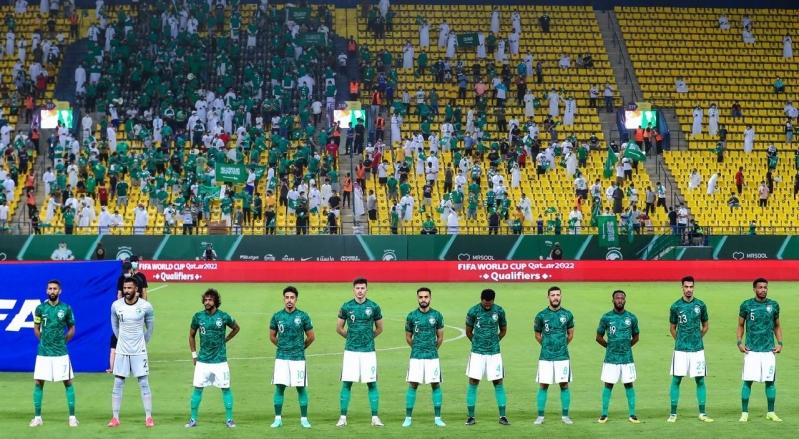 الأخضر في تصفيات مونديال 2022