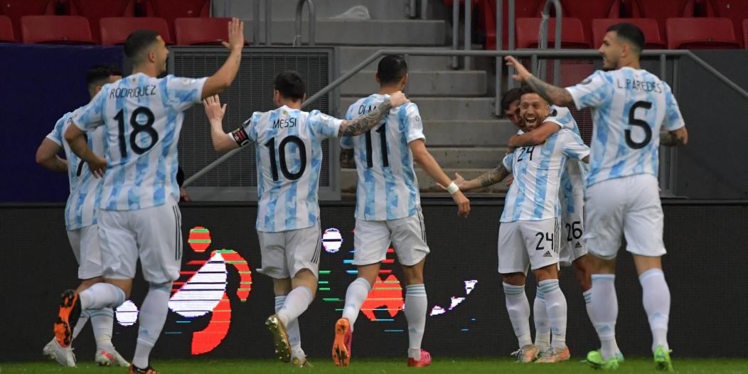 الأرجنتين تتألق ضد باراغواي وتتأهل رسميًا