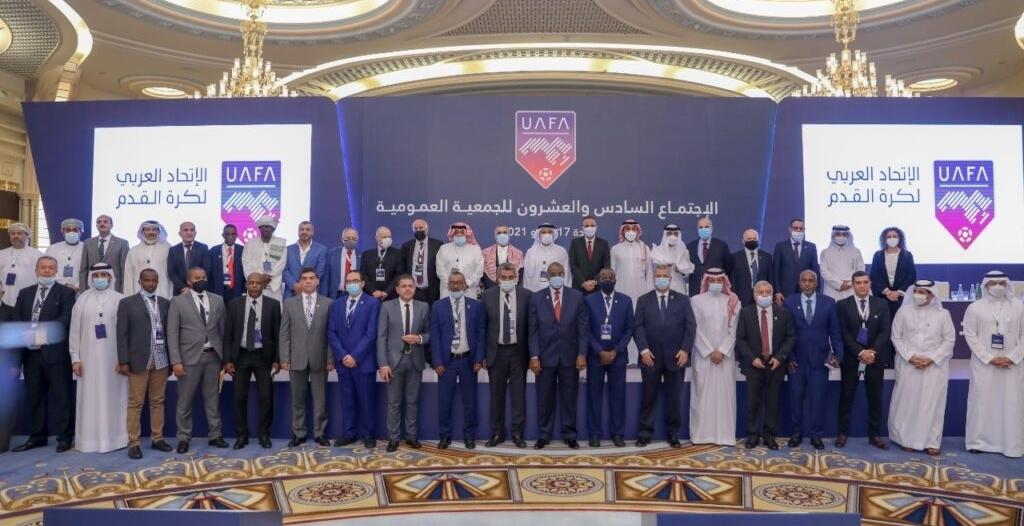 تفاصيل الجمعية العمومية الـ26 لـ الاتحاد العربي