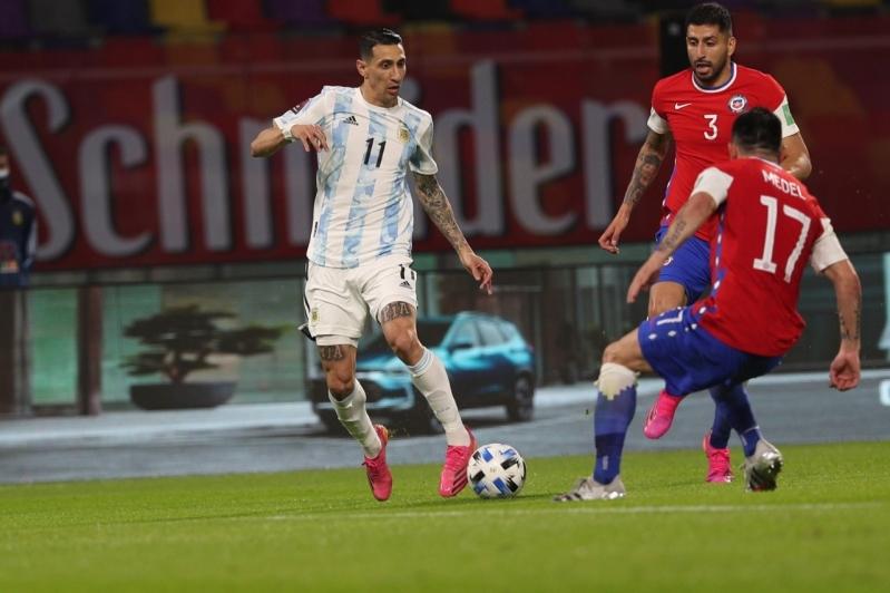 الارجنتين ضد تشيلي