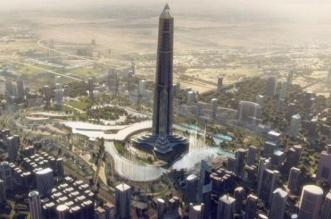 الانتهاء من أول خطوة لبناء أكبر برج في إفريقيا (4)