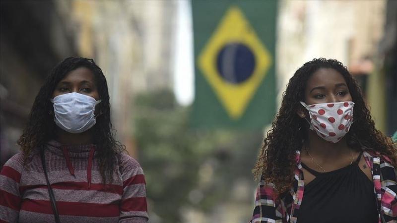 البرازيل ثاني دولة تتخطى نصف مليون وفاة بسبب كورونا