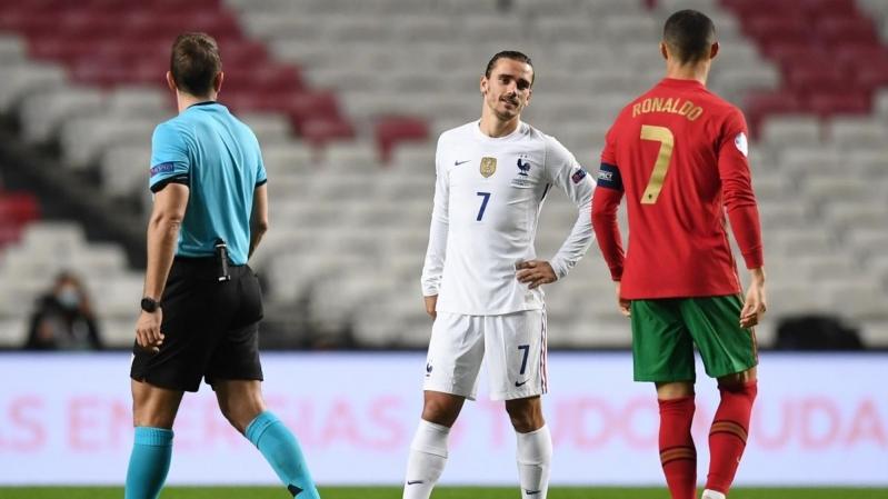 البرتغال ضد فرنسا