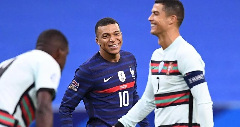 تشكيل مباراة البرتغال وفرنسا المتوقع