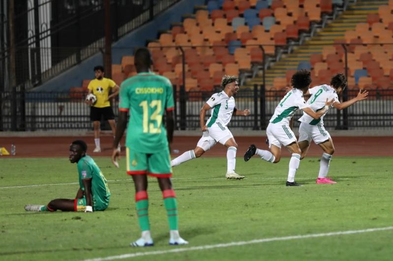 الجزائر ضد موريتانيا