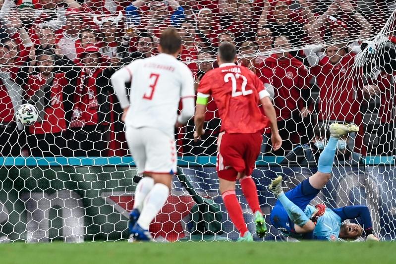 الدنمارك ضد روسيا