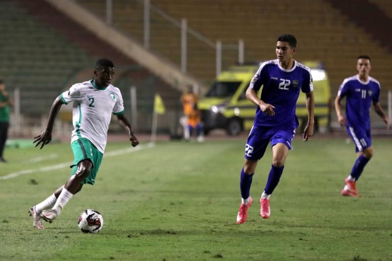 السعودية ضد أوزبكستان في كأس العرب 1