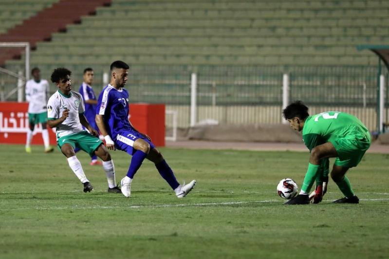 السعودية ضد أوزبكستان في كأس العرب