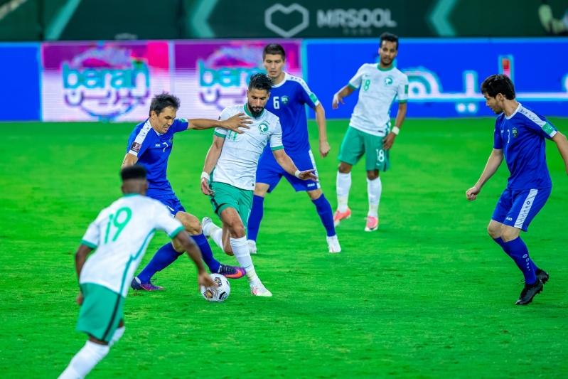السعودية ضد أوزبكستان