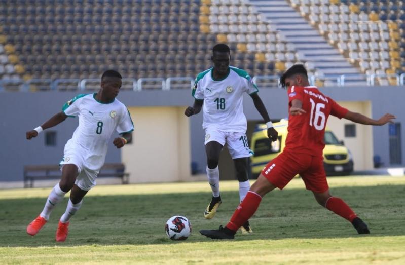 السنغال ضد لبنان