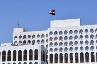 العراق نرفض تحويل أرضنا إلى ساحة لتصفية الحسابات
