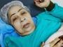 خطأ طبي يهدد حياة الفنانة فاطمة كشري