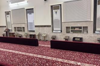 الشؤون الإسلامية تعيد افتتاح مسجد بعد تعقيمه في عسير - المواطن