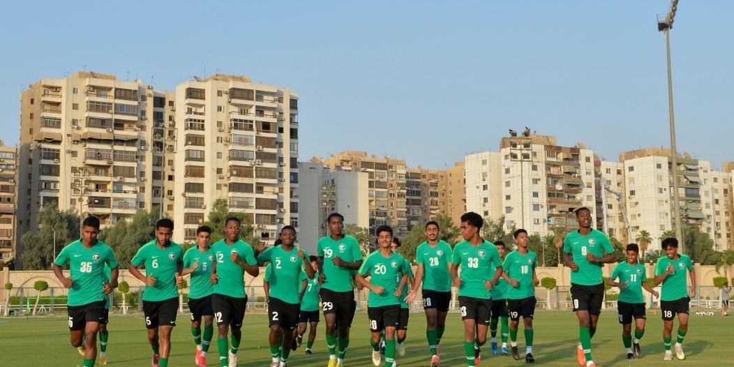 المنتخب السعودي يبدأ الاستعداد لمواجهة اليمن