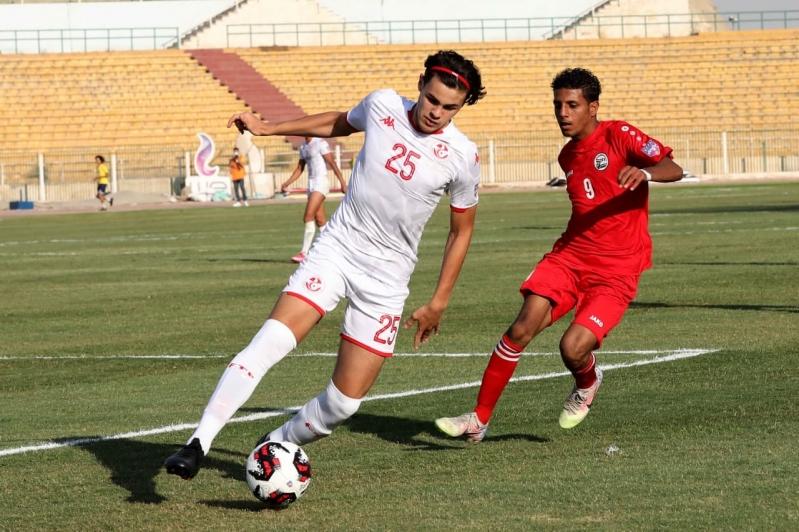 اليمن ضد تونس