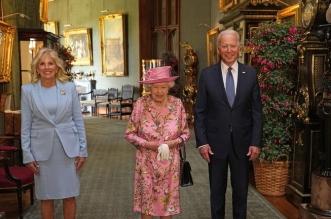 بايدن: الملكة إليزابيث ذكرتني بأمي - المواطن