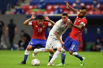 باراغواي ضد تشيلي