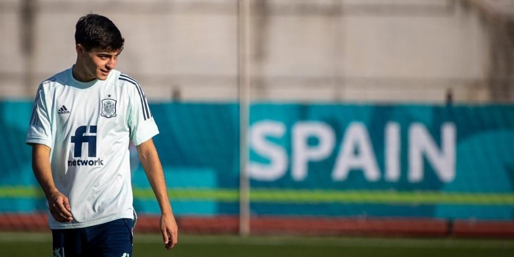 إنجاز تاريخي لـ بيدري مع منتخب إسبانيا