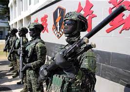 تايوان نحن نستعد لنزاع محتمل مع الصين