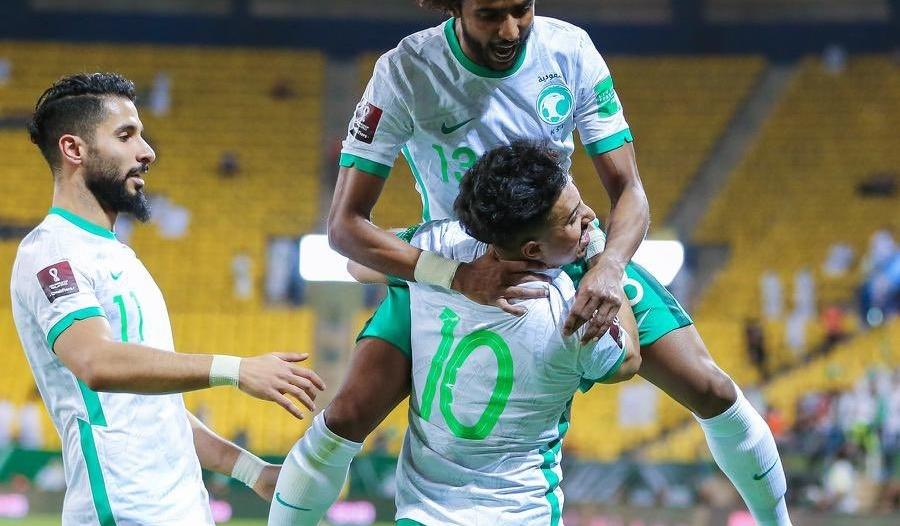 المنتخب السعودي يتألق ضد أوزبكستان