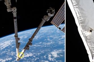 خردة فضائية تضرب محطة الفضاء الدولية وتسبب ضررًا بها