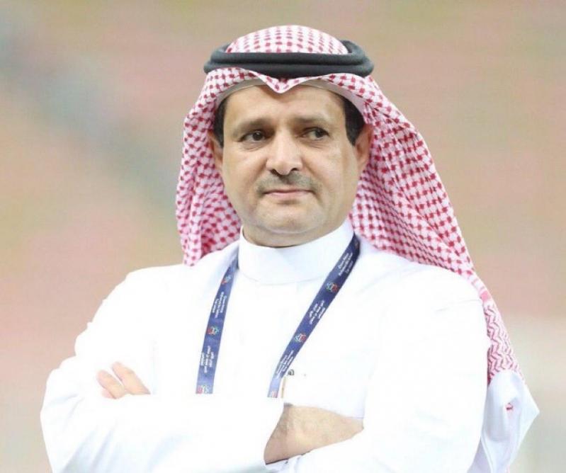 رئيس نادي أبها أحمد الحديثي